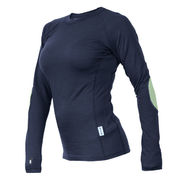 Womens Crew 160 Hot Blue aluspaita